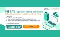 UAD Lite- Light Cloud Training for Beginners