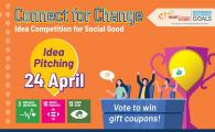 [Connect for Change] Final Presentation and Voting by HKUSTers