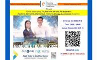 Center for Industry Engagement & Internship (IEI) presents 'CLP Graduate Trainee Recruitment Talk'
