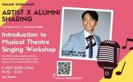 Introduction to Musical Theatre Singing Workshop