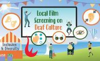 Local Film Screening on Deaf Culture