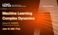 Machine Learning Complex Dynamics