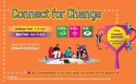 Connect for Change - idea competition