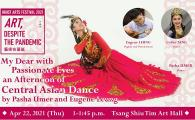 an Afternoon of Central Asian Dance by Pasha Umer and Eugene Leung