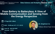 AView of MobileCommunication and Sensing fromtheEnergy Perspective