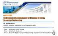 Environmental Geomechanics for Cracking in Energy Resources Engineering