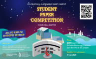 Co-creating a Sustainable Smart Campus Student Paper Competition