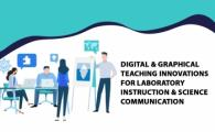Digital & graphical teaching innovations for laboratory instruction and science communication