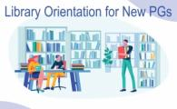 Library Success Tips for Your Academic Journey (New PG Orientation)