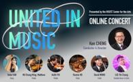Online Concert - United in Music