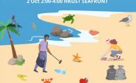 Beach Clean-up Activity