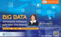 GSCI Friday Seminar Series -Big Data and Geospatial Technologies for Smart Cities Research