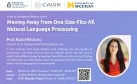 CAiRE Webinar  - Moving Away from One-Size-Fits-All Natural Language Processing