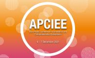Asia-Pacific Conference on Innovation and Entrepreneurship Ecosystems (APCIEE) 2021