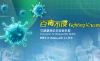 百毒不侵-守護健康的抗疫新科技  Fighting Viruses – Innovations to Safeguard Our Health