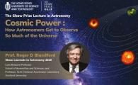 The Shaw Prize Lecture in Astronomy