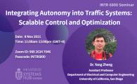 Scalable Control and Optimization