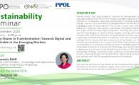 """Towards Digital and Sustainable in the Emerging Markets"""""""