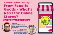 From Food to Goods – What's Next for Online Stores?