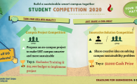 Sustainable Smart Campus Student Competition 2020 Information Session