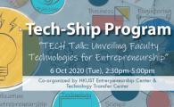 Unveiling Faculty Technologies for Entrepreneurship
