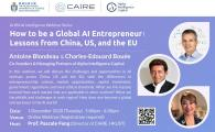 Lessons from China, US, and the EU
