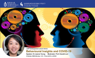 LAPP Distinguished Lecture  - Behavioural Insights and COVID-19